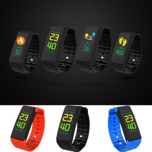 0.96 OLED Colorful Screen Smart Bracelet