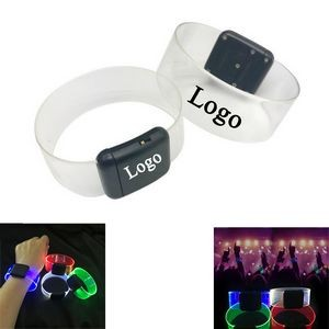 LED Magnet Switch Glowing Bracelet
