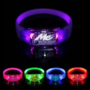 Motion Activated LED Glow Up Bangle Wristband