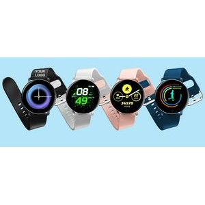 Color Screen Fitness Tracker Activity Tracker Smart Watch