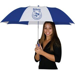 The Sport Two-Tone Automatic Oversized Folding Umbrella